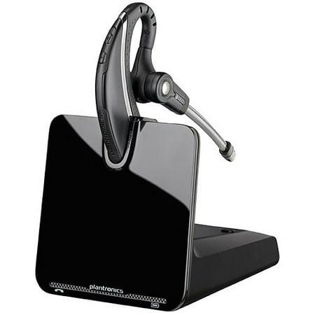 Plantronics CS530 Wireless Headset System, Black by