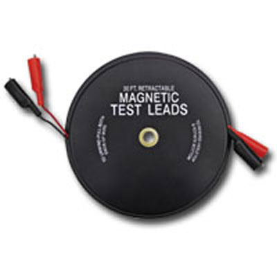 Lang Tools 1138 Magnetic Retractable Test Lead