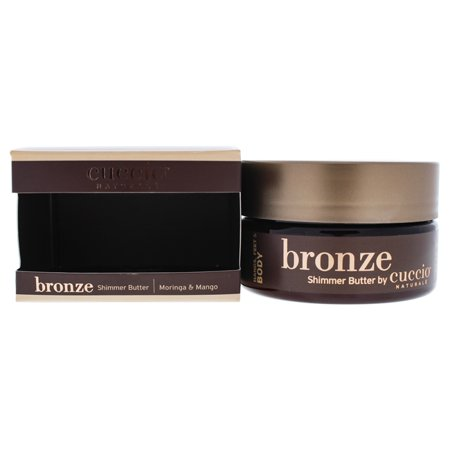 Bronze Shimmer Butter by Cuccio for Women - 8 oz Bronzer - image 1 de 1