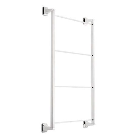 Futura 18 in. Towel Ladder in Polished Chrome ()