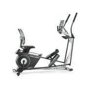 ProForm Hybrid Trainer Elliptical & Recumbent Bike, iFit Compatible