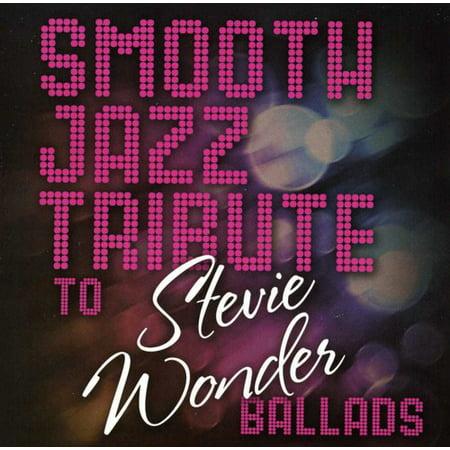 Smooth Jazz Tribute to Stevie Wonder (CD)