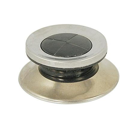 Kitchen Cookware Heatproof Glass Pan Top Handle Pot Lid Knob