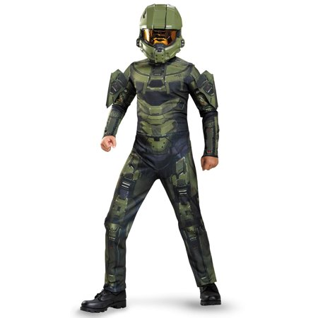 Master Chief Costum (Halo Master Chief Classic Child)