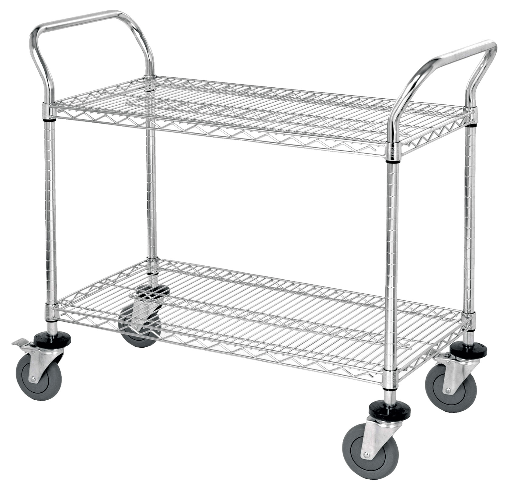 Chrome Wire Utility Carts - Wiring Diagram
