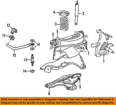 Ram CHRYSLER OEM 14-15 3500 Front Suspension-Coil Spring Insulator 5168566AB