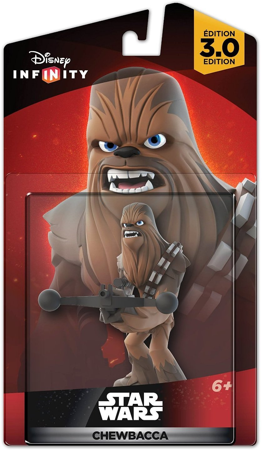 Disney Infinity 3.0 Edition: Star Wars Chewbacca Figure by