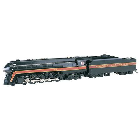 Bachmann 53202 HO Norfolk & Western Class J 4-8-4 Railfan Version #613 ()