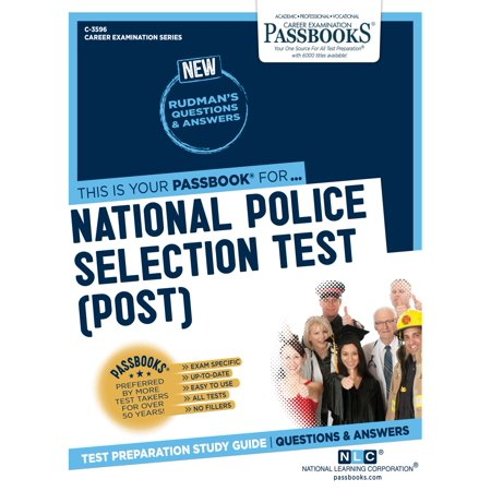 Oxford Selection Post - National Police Selection Test (POST) - eBook