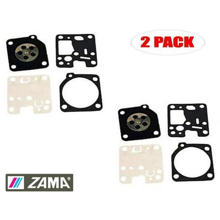 Zama 2 Pack Gasket & Diaphragm Kits # GND-52-2PK - image 1 de 1