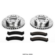 Front 1 Click Brake Kit With Hardware - Chevrolet, Gmc, Cadillac, Hummer 1999-2008