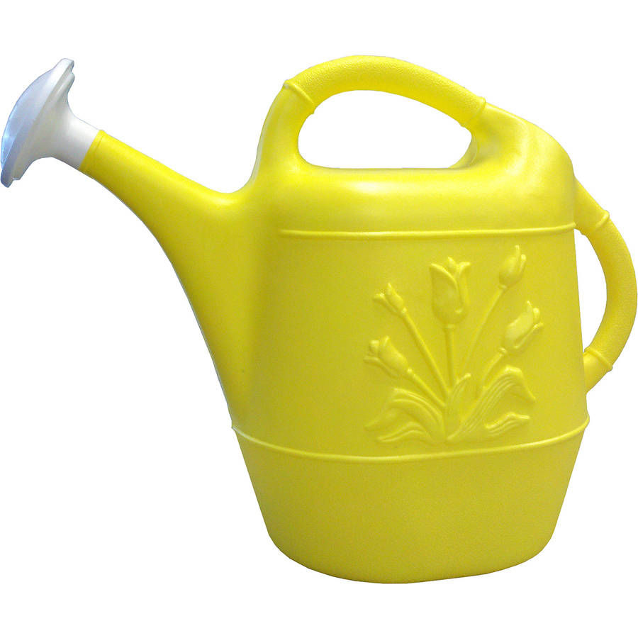 Union 63167 1 Gallon Daffodil Yellow Watering Can