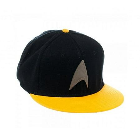 Star Trek Metal Badge Hat Cap Regimental Cap Badges
