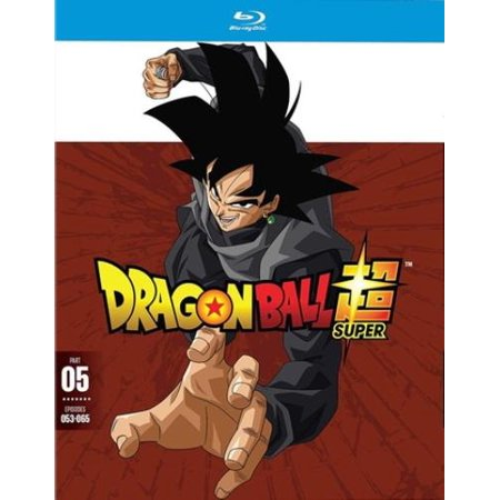 Dragon Ball Super: Part Five Blu-ray (Dragon Ball Super Part 2 Blu Ray)