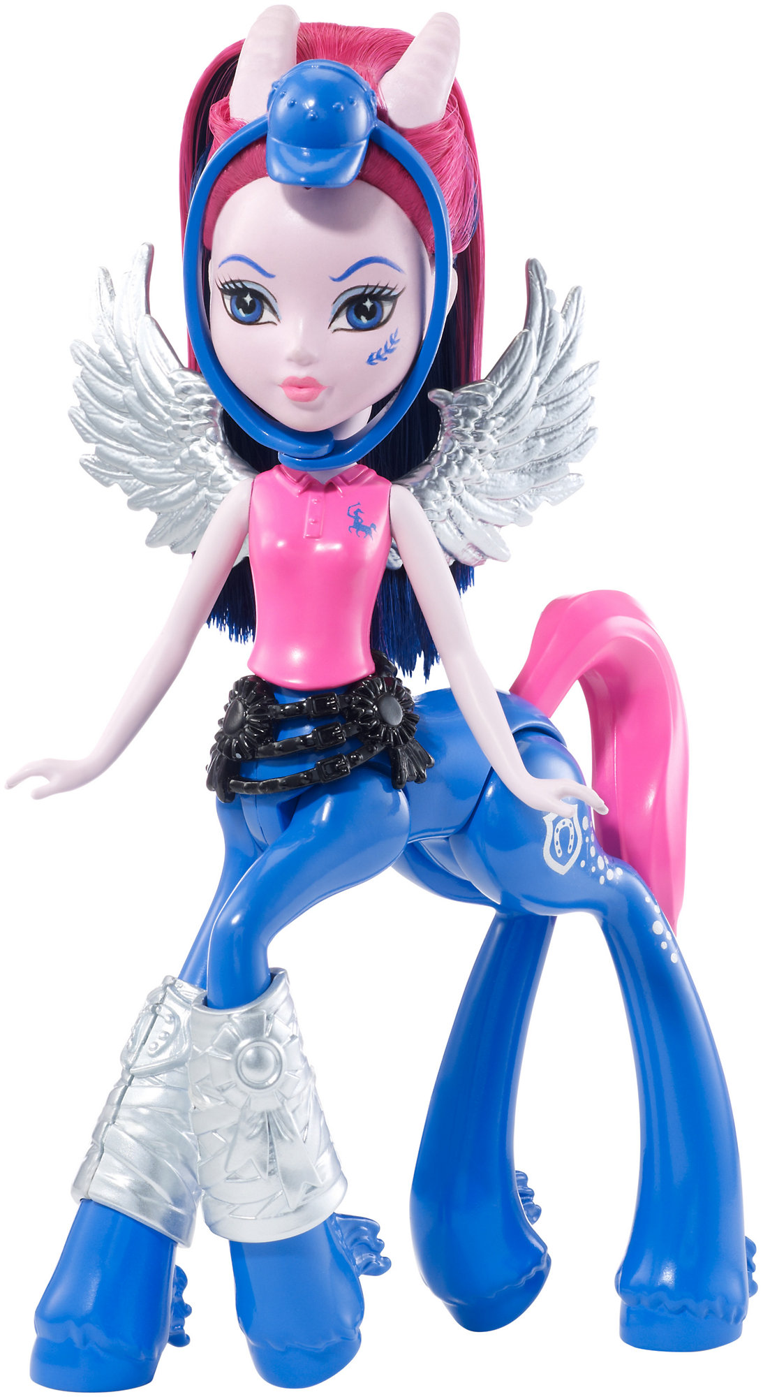 Monster High Fright-Mares Pyxis Prepstockings Doll by Mattel