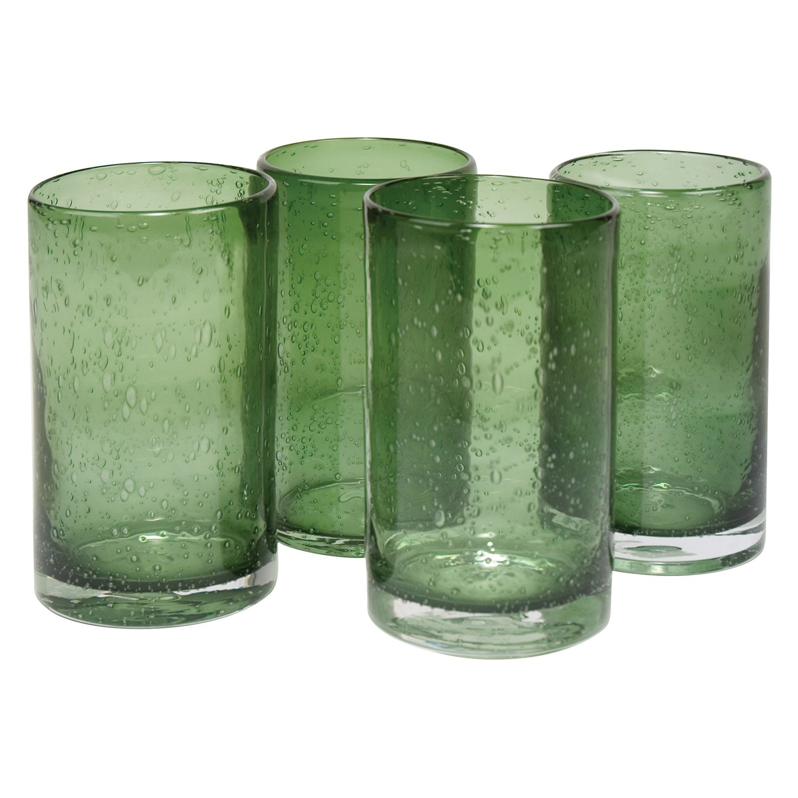 Artland Inc. Iris Sage HiBall Glasses - Set of 4