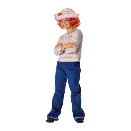 Strawberry Shortcake Child Costume (80's And 90's Halloween Costumes)