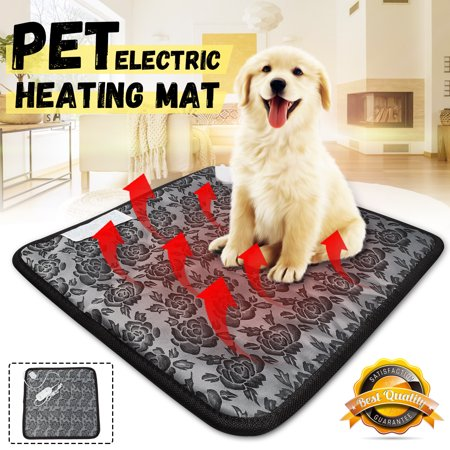 Electric Heating Mat Pet Dog Cat Puppy Thermal Cushion Pad Mat - Thermal Dog Cushion