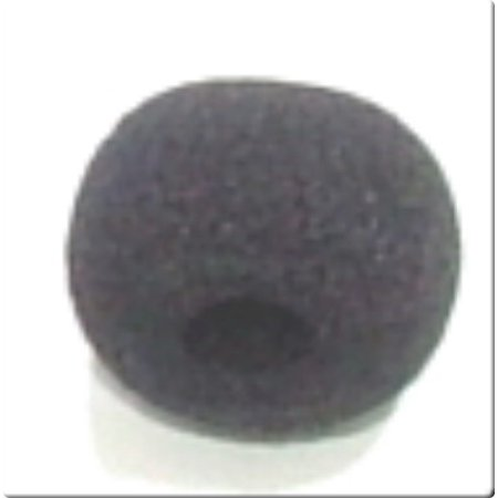 SP-MICRO-WS-B - Sound Professionals  - Black Windscreen For Micro Series Microphones and ATR35 (WT-2300)