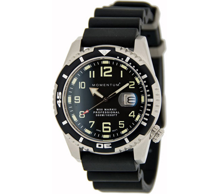 ST. MORITZ Men's Momentum Watch M50 Mark II
