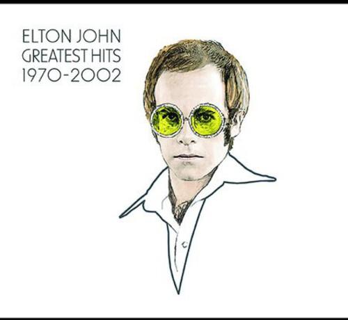 Elton John - Greatest Hits 1970-2002 (2 CD)