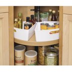 Interdesign Kitchen Lazy Susan Pantry Cabinet Binz 1 8