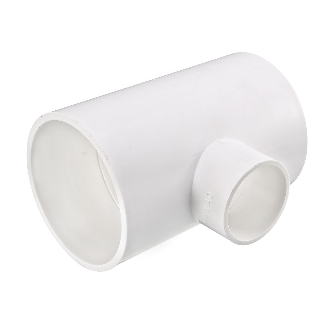 75mm x 75mmx 40mm Slip Reducing Tee PVC Pipe Fitting T-Shaped Connector