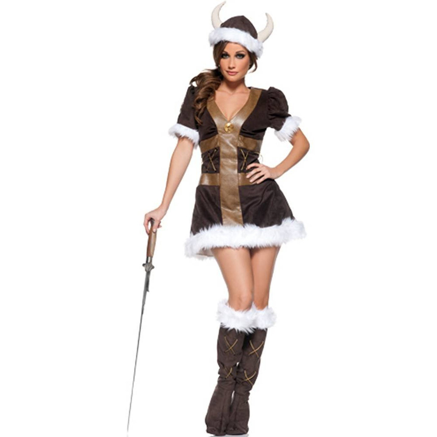 Viking Princess Womenu0027s Adult Halloween Costume