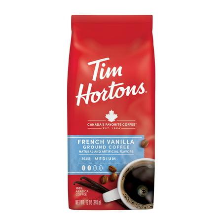 Tim Hortons Medium Roast Ground Coffee