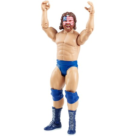 WWE Summer Slam Hacksaw Jim Duggan Figure (Wwe Jim Ross Best Moments)