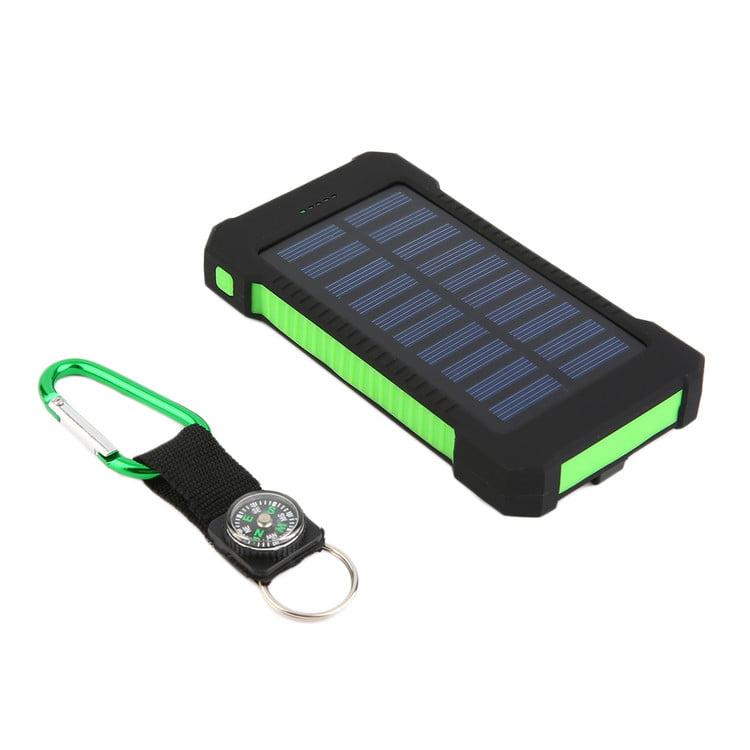 Click here to buy 300000mAh Dual USB Portable Solar Battery Charger Solar Power Bank High Capacity Environmentally-friendly.