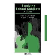 Studying School Subjects : A Guide