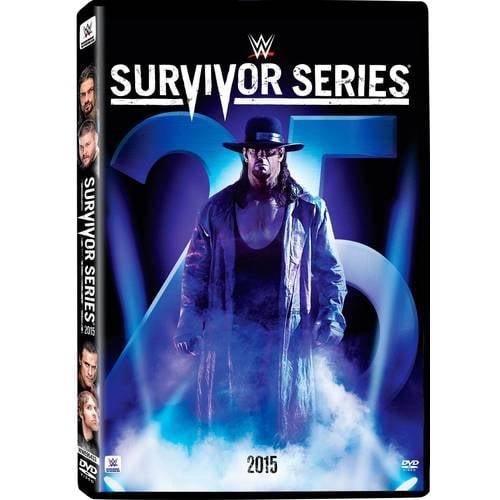 WWE Survivor Series 2015 by WARNER HOME VIDEO