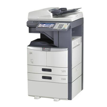 Refurbished Toshiba E-Studio 255 A3 Monochrome Laser Multifunction Copier - 25ppm, Copy, Print, Scan, Auto Duplex, Network-Ready, 2400 x 600 dpi, 2 Trays, (Toshiba E Studio 255 Call For Service)
