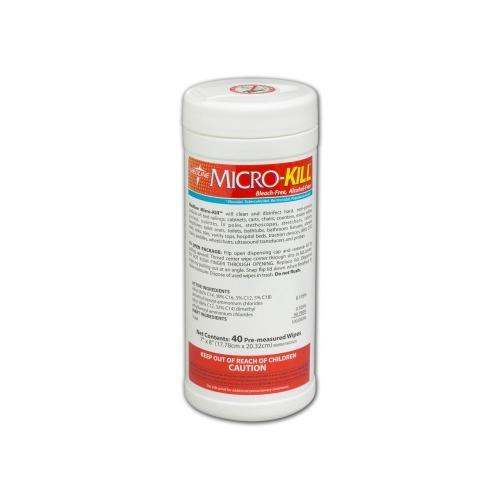 Medline MicroKill Disinfectant Wipes MSC351231