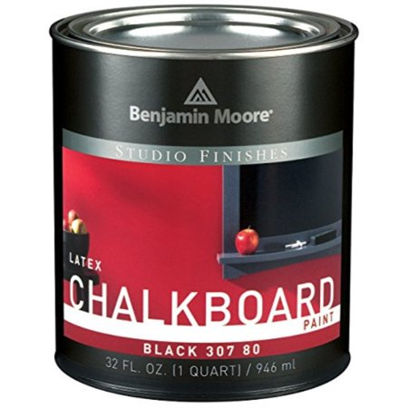 Benjamin Moore Studio Finishes Chalkboard Paint-