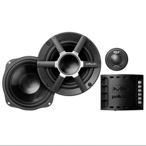 "Polk Audio MM5251 5.25"" 2-Way Component System 200W Max"