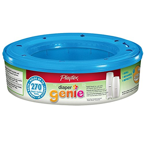 "Playtex Diaper Genie II Advanced Disposal System Refill ""6 Pack"""