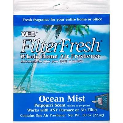 WEB FilterFresh Whole Home Country Cotton Air Freshener - Ocean