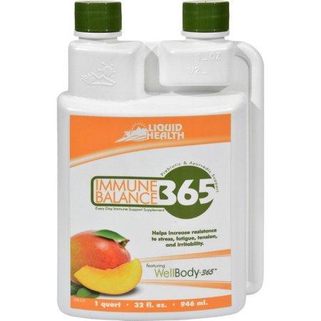 Liquid Health Products Immune Balance 365 Gf - 32 Oz