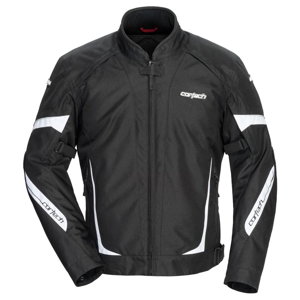 Cortech VRX 2.0 Mens Jacket Black