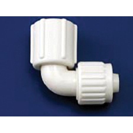 """Flair-It 06816 1/2"""" Flare x 1/2"""" FPT Swivel Elbow Adapter"""