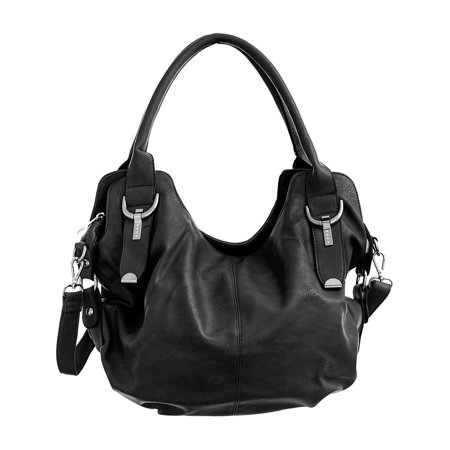 - Laurel & Sunset Fallbrook Cross-Body Convertible Hobo Bag