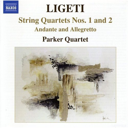 String Quartets Nos 1 & 2