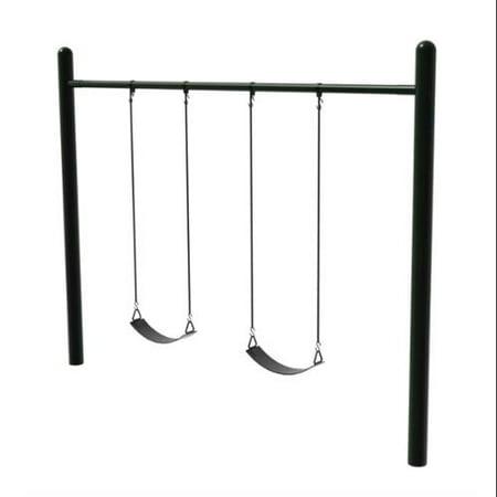 4.5 in. OD Single Post Swing (2 Seat)