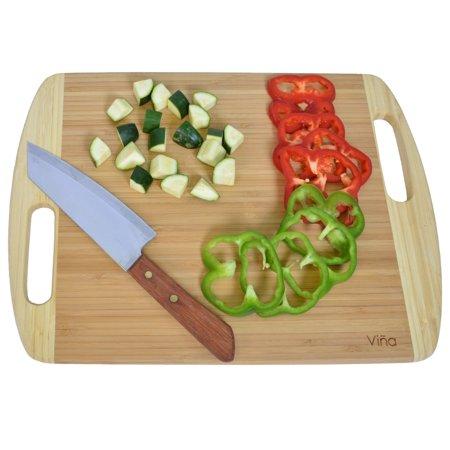 Kitchen Board (Vina Premium Bamboo Cutting Board – Extra Large 16