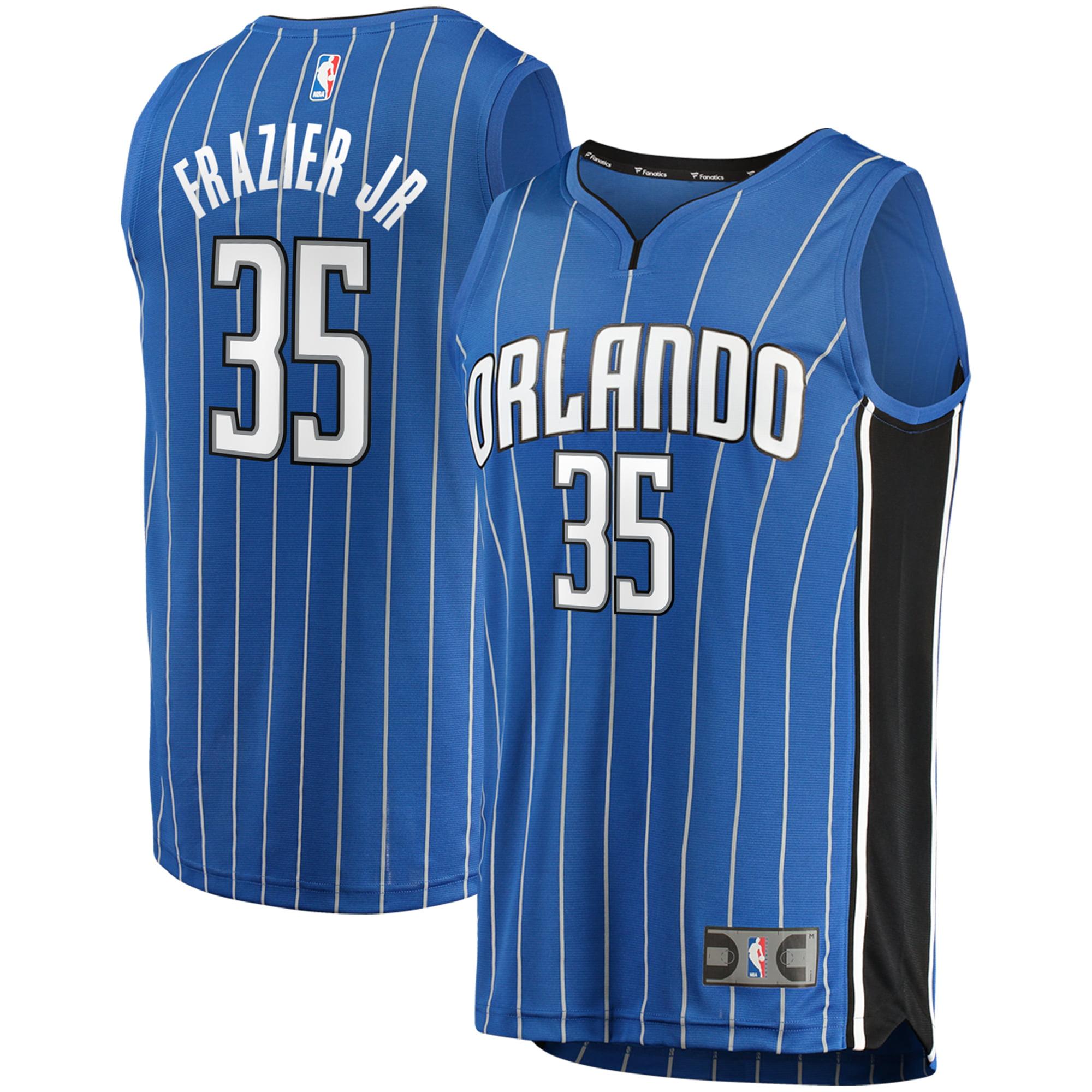 Melvin Frazier Jr. Orlando Magic Fanatics Branded Fast Break Replica Jersey - Icon Edition - Blue