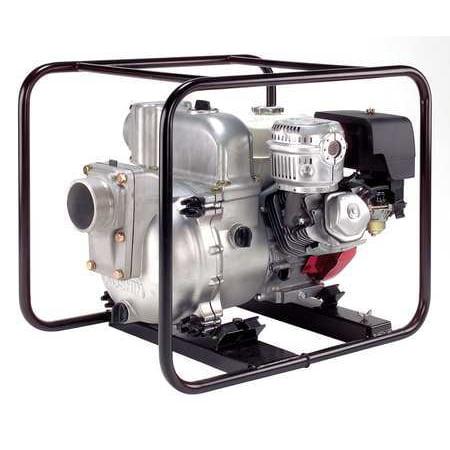 Dayton 11G239 Engine Trash Pump 9 5 Hp