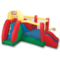 Little Tikes Fun Slide 'n' Bounce Bouncer