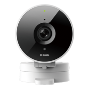 D-Link HD Wi-Fi Indoor Security Camera, Motion Detection, Automatic Push Notifications, Night Vision, Cloud Recording (DCS-8010LH-WM)